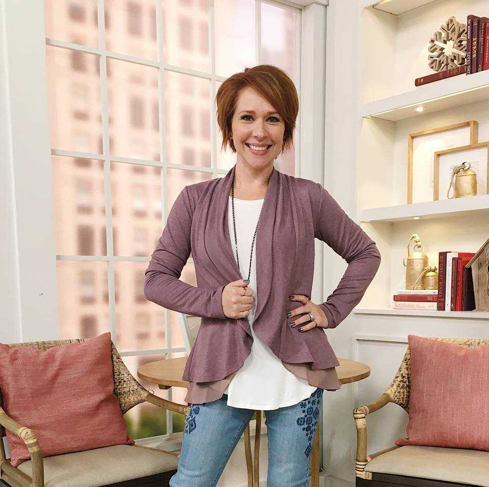 Where is Sharon Faetsch going? Is Sharon Faetsch leaving QVC